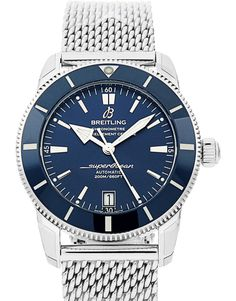 luxury watches for men stainless steel Breitling Superocean Heritage, Men's Watches, Breitling Watches, Fashion Watches, Swiss Luxury Watches, Swiss Army Watches, Luxury Watches For Men, Watches For Men Unique, Mens Designer Watches