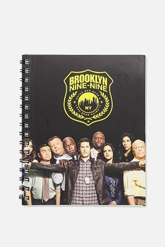 Brooklyn Nine Nine, Lined Page, Typo, Recycling, Finding Yourself, Stationery, Doodles, Notebook, Xmas Ideas