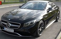 Going Around All Angles of the Mercedes S63 AMG Coupe on http://www.benzinsider.com
