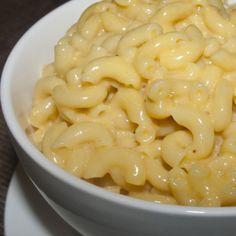 Alton Brown's Stove Top Macaroni & Cheese | Bakerlady