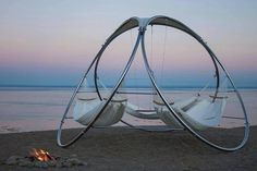 Awesome Inventions - Triple Hammock!