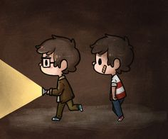 A Tale of Two Stanslet's just say i miss making gifs and i wanna draw more stansalso i cant draw people walking sorry