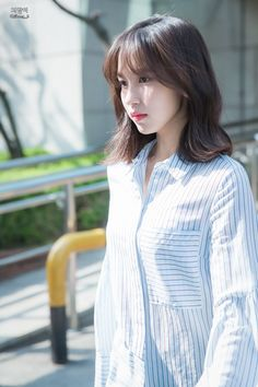 Twice-Mina 180420 KBS Music Bank