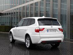 BMW X3 xDrive 18d (2009 - 2010).