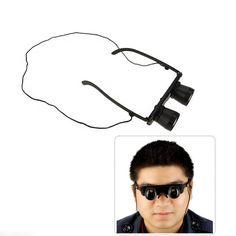 Fishing New 3X28 Magnifier Eyeglass Style Optics Fishing Binoculars Telescope Fishing Eyeglasses Hot Sale