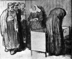 Käthe Kollwitz (1867 – 1945) -  Totalansicht, 1903