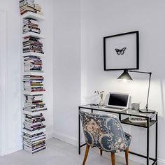IKEA Lack shelves for books