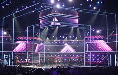 Fashion Rocks Live - Stage built by ATOMIC