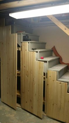 Unfinished Basement Ideas – Lots of home owners integrate a basement to their house. However, the basement is often designed ineffectively, reducing its functional value. Many of home owners do not … Read More - Basement Makeover, Basement Renovations, Home Renovation, Basement Ideas, Unfinished Basement Decorating, Unfinished Basement Bedroom, Unfinished Basements, Rustic Basement, Basement Plans