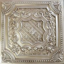 of faux tin ceiling tiles & real metal in stock. Dozens of styles with tons of finish give you of faux tin ceiling tiles on sale & options. Drop Ceiling Tiles, Faux Tin Ceiling Tiles, Tin Tiles, Dropped Ceiling, Ceiling Panels, White Ceiling, Victorian Decor, Victorian Homes, Victorian Design