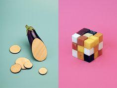 sarah-illenberger-bamboo-aubergine-fruit-rubik-cube