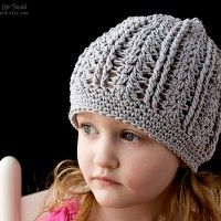 Beautiful Things Slouchy Free Crochet Pattern   KT and the Squid