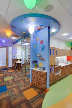 Pediatric Dentist in Del Mar California. Kid-Friendly & The jungle-themed waiting area of the renovated pediatric emergency ...