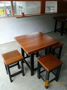 Beli meja kursi cafe dari muhammad sanusi sanusi123 - Bantul hanya di Bukalapak