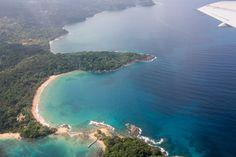 Flug über Príncipe – São Tomé und Príncipe – Reiseblog Ipackedmybackpack.de
