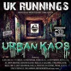 Urban Kaos sponsored by Sturban Clothing produced by Tricksta and Uk Runnings