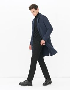 Less, Bleu, | sandro-paris.com
