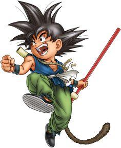 Dragon Ball - kid Goku 29 by superjmanplay2 on DeviantArt