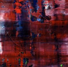 Gerhard Richter » Art » Paintings » Abstracts » Abstract Painting » 849-1 ----BTW, Please Visit: http://artcaffeine.imobileappsys.com