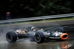 Pedro Rodriguez, Grand Prix Of France Pedro Rodriguez, BRM Grand Prix of France, Rouen-Les-Essarts, 07 July (Photo by Bernard Cahier/Getty Images) Sports Car Racing, F1 Racing, Road Racing, Auto F1, Aston Martin, Classic Race Cars, Gilles Villeneuve, Race Engines, Formula 1 Car