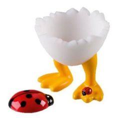 Speedy der Glücksbringer Eierbecher