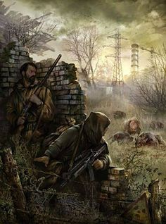 Post Apocalyptic Hunters