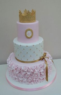 Fit for A Princess  by The Buttercream Pantry