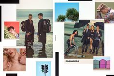 Fashion Copious - Preview Dsquared2 SS 2016 Campaign by Mert & Marcus