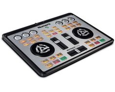 Numark MIXTRACK-EDGE Ultra-Portable 2-Channel DJ Controller with Audio I/O