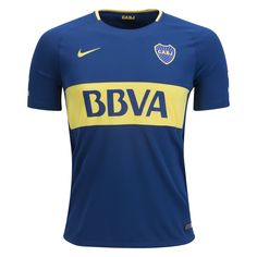Nike Boca Juniors Home Jersey 17/18