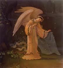 ORACIONES PODEROSAS: Oración al Angel de la Serenidad