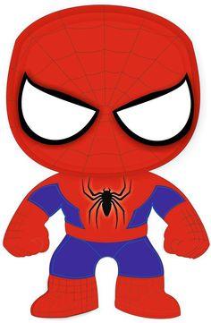 pin by goma papel y tijeras on cliparts pinterest super hero rh pinterest com Cartoon Spider Clip Art Spider Web Clip Art