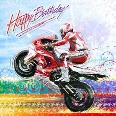 moto huppy birthday