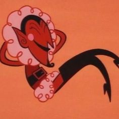 Yep that was this villains name. Power Puff Girls was the cartoon show. He's a tutu wearing, spiked heel wearing, Santa Claus buckle wearing shemale devil. Devil Aesthetic, Bad Girl Aesthetic, Red Aesthetic, Cartoon Icons, Cartoon Memes, Cartoon City, Powerpuff Girls Villains, Cartoon Profile Pics, Halloween Cartoons