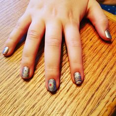 #jamberrynails #kaboom #naturalnails