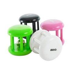 Brio Bell Rattles (12pc POS Display) BRI-30054 Shake rattle and roll. Its a fact. Babies like to make themselves heard. This classic easy to grasp wooden rattle is one of the most fun ways for them to do just that. Now also in an all-natural woode http://www.MightGet.com/january-2017-12/brio-bell-rattles-12pc-pos-display-bri-30054.asp