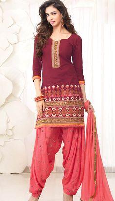 online Salwar Kameez Casual Wear Suits - 10095