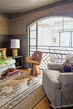 Small Space Design: Maximize In Between Spaces