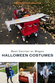 These are the best carrier Halloween costumes for babies and newborns including DIY costumes, family costumes, stroller and wagon ideas for both boys and girls. Some are easy, some are funny, but all of them are scary good!