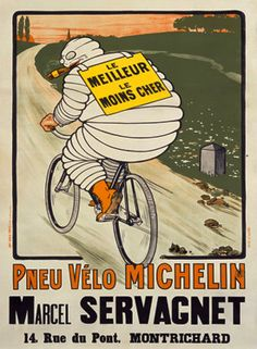 Michelin tyres   vintage posters