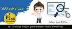 Bell Technology offer you quality and result oriented SEO services