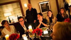 Maria Cornejo's brother toasted her at a dinner at Sirio Ristorante in honor of the 15th anniversary of her Zero collection. FEBRUARY 7, 2014, 5:39 PM   Loyalists Hit Closets as Zero Becomes 15 By RUTH LA FERLA
