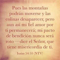El amor del Señor permanecerá