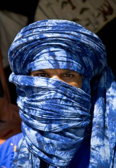Africa | Tuareg. Douz, Tunisia | ©Francesco Lollo
