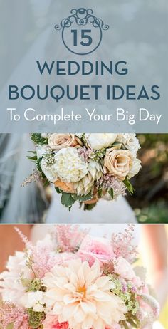 Wedding bouquets play a crucial part of your wedding's decoration. Take a look at the these stunning bouquet ideas to get some inspiration. 2017 Wedding, Wedding Themes, Summer Wedding, Wedding Events, Our Wedding, Dream Wedding, Wedding Decorations, Weddings, Wedding Bouquets