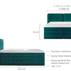 Falun bed - Sofas beds furniture shop Oslo Norway