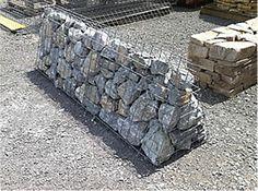 おしゃガビオン加工パネル OSHA-GABION おしゃ楽:自然石、レンガ、ガーデンアイテムなどを販売している西洋庭石店です。