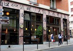 La Maison des Trois Thès in Paris