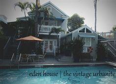 Eden House Hotel in Key West. #keywest #edenhouse