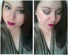 """FOTD for Vogue's Fashion Night Out!"" #Vogue'sFashionNightOut #fotd #fotn #motd #vfno2014 #beauty #fashion #bblogger #makeuplook #lblogger #ausbeautybabes"